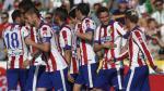 Atlético de Madrid venció 2-0 a Córdoba y es tercero en la Liga BBVA - Noticias de bruno calderon