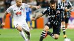 Corinthians empató 1-1 con Santos con Paolo Guerrero por el Paulistao - Noticias de jadson viera