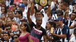 Alianza Lima: Carlos 'Mina' Zambrano recibió homenaje en Matute (VIDEO)