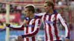 Atlético de Madrid derrotó 2-0 a la Real Sociedad por la Liga BBVA (VIDEO) - Noticias de mario bergara