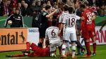 Bayern Munich: Thiago Alcántara y la violenta falta que solo fue amarilla (VIDEO) - Noticias de philip lahm