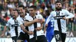 Juventus cayó ante el colero Parma, a punto de desaparecer (VIDEO)