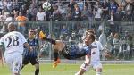 Serie A: Germán Denis marcó el golazo de la fecha con chalaca perfecta (VIDEO)