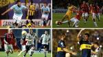 Copa Libertadores: estos fueron los resultados de los partidos de esta semana - Noticias de palestino vs zamora