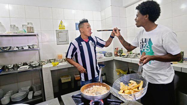 Alianza Lima se enfrenta este sábado a San Martín. (Erick Nazario/Andrea Closa)