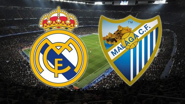 Real Madrid vs Málaga 195886