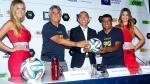 Teófilo Cubillas y Percy Rojas presentaron el festival de cine de Fútbol Minuto 90 - Noticias de 90 segundos
