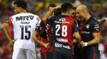 Atlas ganó 1-0 en México a Atlético Mineiro por la Copa Libertadores - Noticias de walter rocha