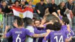 Fiorentina, con Juan Vargas, empató 1-1 con Dinamo Kiev por Europa League - Noticias de miguel veloso