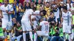 Ronaldinho: así demostró su alegría por doblete y goleada sobre América - Noticias de david moreira