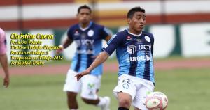 Christian Cueva ahora brilla en Alianza Lima. (USI)