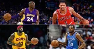 La revista Forbes elaboró un ránking de los basquetbolistas mejor pagados de la NBA. (Agencias)