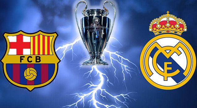 Nacional y Real Madrid Juntos Barcelona y Real Madrid