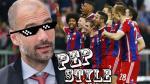 Bayern Munich: Josep Guardiola superó con estilo su primera crisis (VIDEO) - Noticias de liga depor 2013