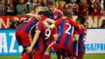 Champions League: Bayern Munich y las grandes goleadas en fase definitoria - Noticias de cristian benavente