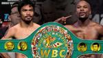 Mayweather vs Pacquiao: 5 datos del cinturón de la 'pelea del siglo' (VIDEO) - Noticias de cristian benavente