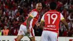 Independiente Santa Fe ganó 3-1 a Atlas y clasificó a octavos de la Libertadores - Noticias de aldo leao ramirez