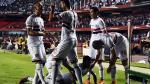 Sao Paulo venció 2-0 a Corinthians y pasó a octavos de la Copa Libertadores - Noticias de fabiana santos