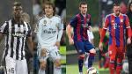 Champions League: los cracks que podrían perderse las semifinales