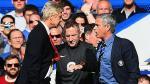 José Mourinho y una nueva indirecta contra Arsene Wenger - Noticias de paolo guerrero