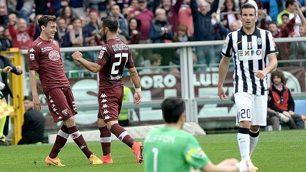 Juventus cayó derrotado en la jornada 32 de la Serie A (AP / YalaSport).