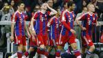 Bayern Munich venció 1-0 a Hertha de Berlín por la Bundesliga