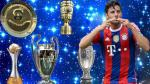 Claudio Pizarro es el jugador más ganador del Bayern Munich campeón - Noticias de fútbol peruano 2013