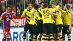 Borussia Dortmund eliminó al Bayern y clasificó a la final de la Copa Alemana - Noticias de roman weidenfeller