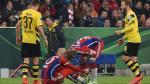 Bayern Munich: Arjen Robben y las bajas para el partido ante Barcelona - Noticias de mitchell langerak