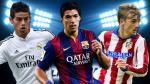 Liga BBVA: así va la tabla y todos los partidos de la fecha 35 - Noticias de tabla de posiciones fecha 43