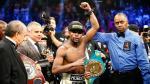 Floyd Mayweather derrotó a Manny Pacquiao en el MGM Grand de Las Vegas - Noticias de leo grand
