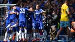 Chelsea se coronó campeón de la Premier League tras ganar 1-0 a Crystal Palace - Noticias de penal el milagro