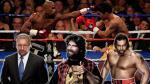 Mayweather vs. Pacquiao: ¿quién era el preferido para los luchadores de la WWE? - Noticias de 90 segundos