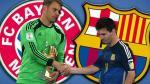 Lionel Messi: Manuel Neuer, el 'otro papá' del crack azulgrana (VIDEO) - Noticias de cuarto poder