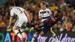 Barcelona vs. Bayern Munich: Neymar y su tremenda 'huacha' a Xabi Alonso - Noticias de phillip lahm