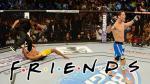 UFC: ¿recuerdas al personaje de Friends que peleó en la compañía? (VIDEOS) - Noticias de monica geller
