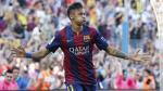 Barcelona venció 2-0 a Real Sociedad por la Liga BBVA con gol de Neymar - Noticias de marc barros