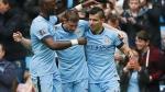 Manchester City goleó 6-0 y mandó al descenso al QPR (VIDEO) - Noticias de steven caulker