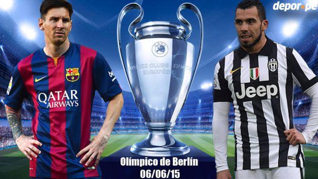 Barcelona Vs Juventus La Previa De La Final Minuto A Minuto Depor Com