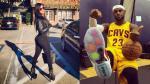 Instagram: LeBron James le dio like a su foto y ahora quiere ser modelo - Noticias de instagram lebron james