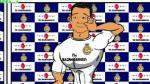 Real Madrid vs. Juventus: la mejor parodia de la eliminación 'merengue' en Champions