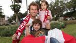 Salomón Libman ilusionado por jugar la Copa América en Chile