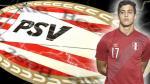 Luiz Da Silva debutó en PSV Eindhoven juvenil en inédita posición - Noticias de fútbol peruano 2013