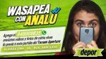 Alianza Lima vs. Real Garcilaso: así fue el wasapea con Analú del partido - Noticias de heli
