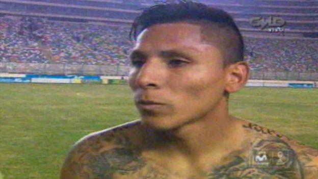 Raúl Ruidíaz se formó en Universitario de Deportes y logró 2 títulos nacionales con los cremas. (Mauricio Motta)