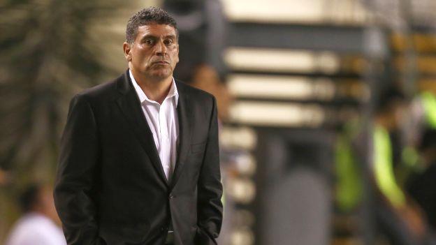 Con Luis Fernando Suárez, Universitario de Deportes solo ha marcado tres goles en el Torneo Apertura. (USI/Mauricio Motta)