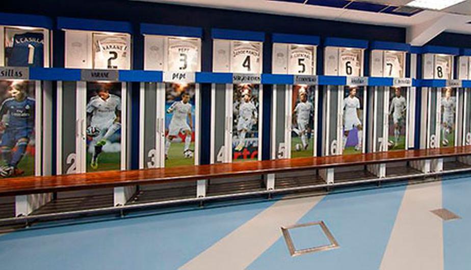 Real Madrid, Barcelona y los vestuarios más alucinantes de Europa
