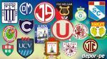 Torneo Apertura: tabla de posiciones y resultados en vivo de la sexta fecha - Noticias de alianza lima