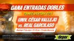 César Vallejo vs. Real Garcilaso: Depor te regala entradas dobles para el partido - Noticias de real garcilaso vs. césar vallejo