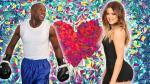 Floyd Mayweather: hermana de Kim Kardashian está interesada en el boxeador
